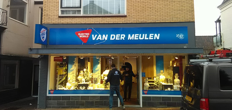 Electro World Van der Meulen