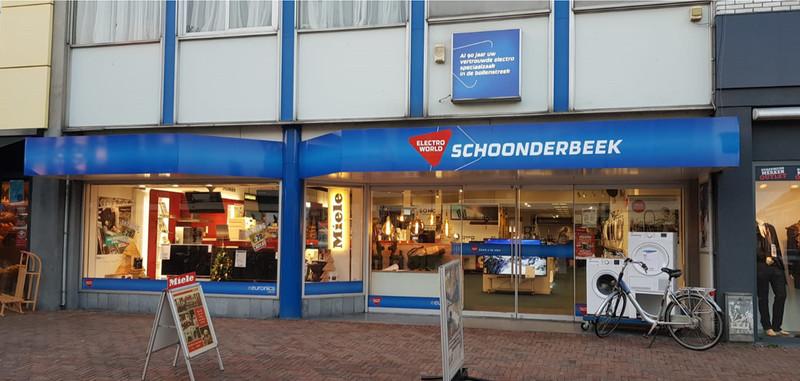 Electro World Schoonderbeek