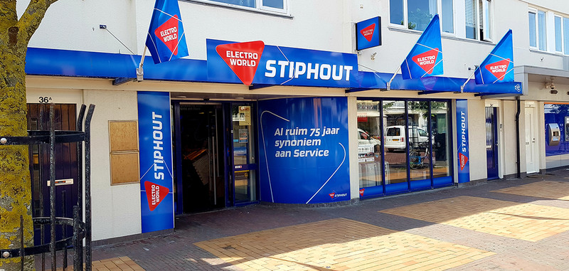 Electro World Stiphout
