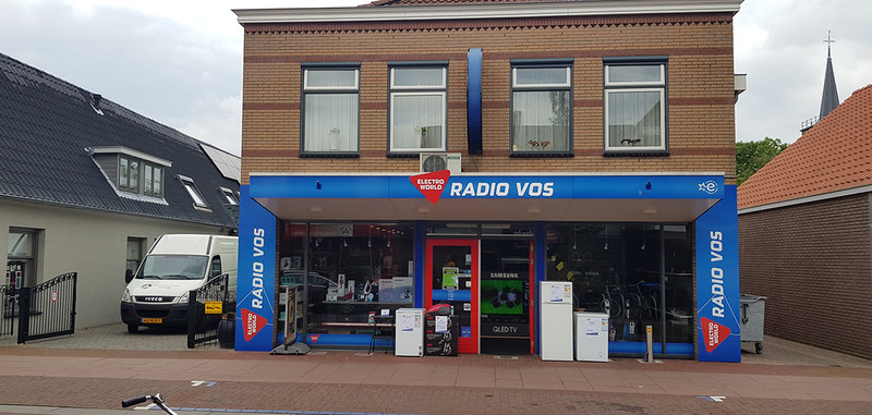 Electro World Radio Vos