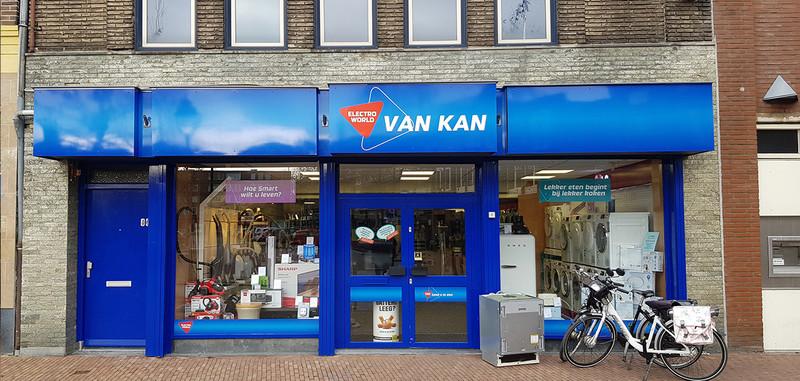 Electro World van Kan