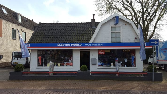 Electro World Van Melsen