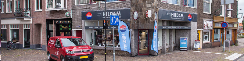 Witgoedspecialist HILDAM Zaandam
