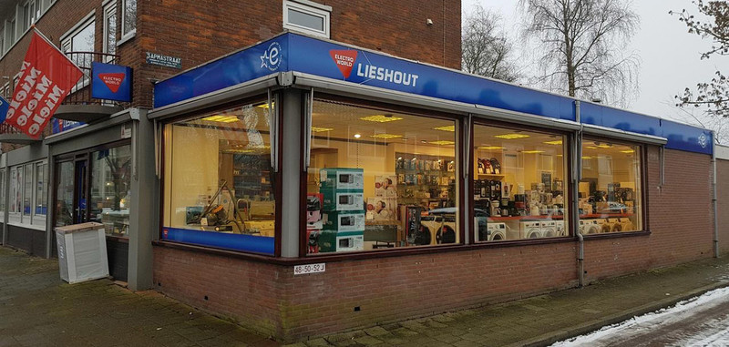 Electro World Lieshout