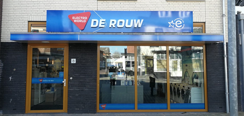 Electro World De Rouw